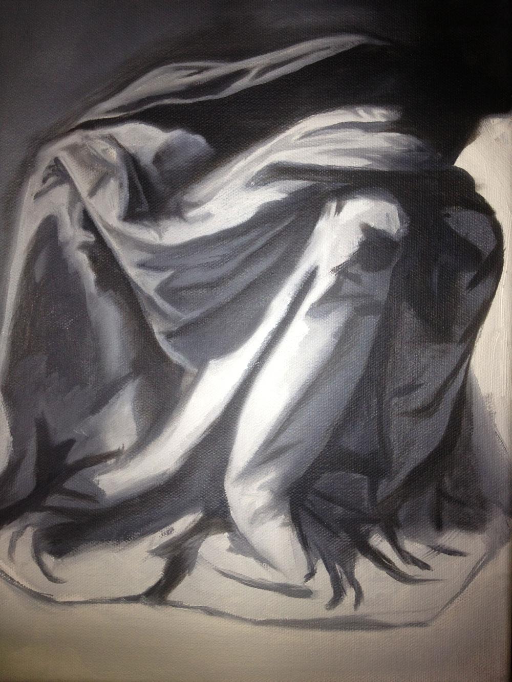 Woman-Copying-Rembrandt